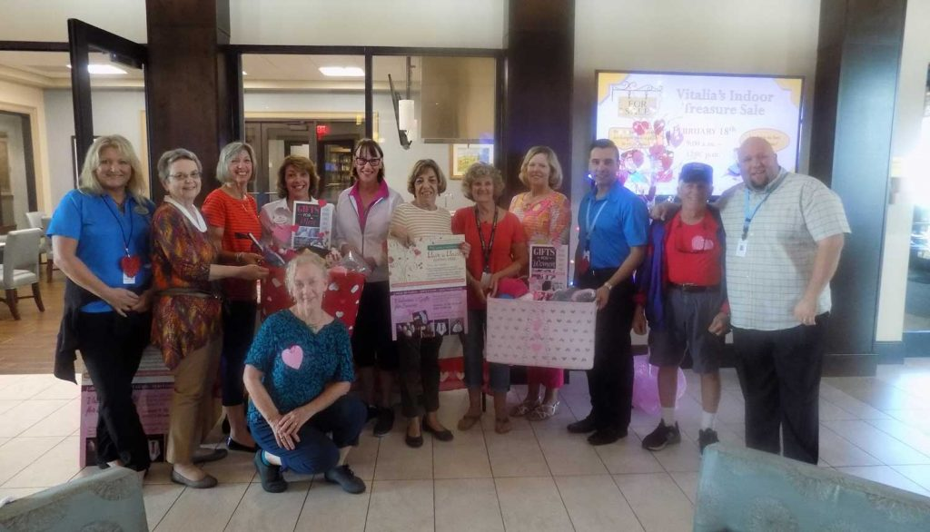 Vitalia at Tradition - Have a Heart Event