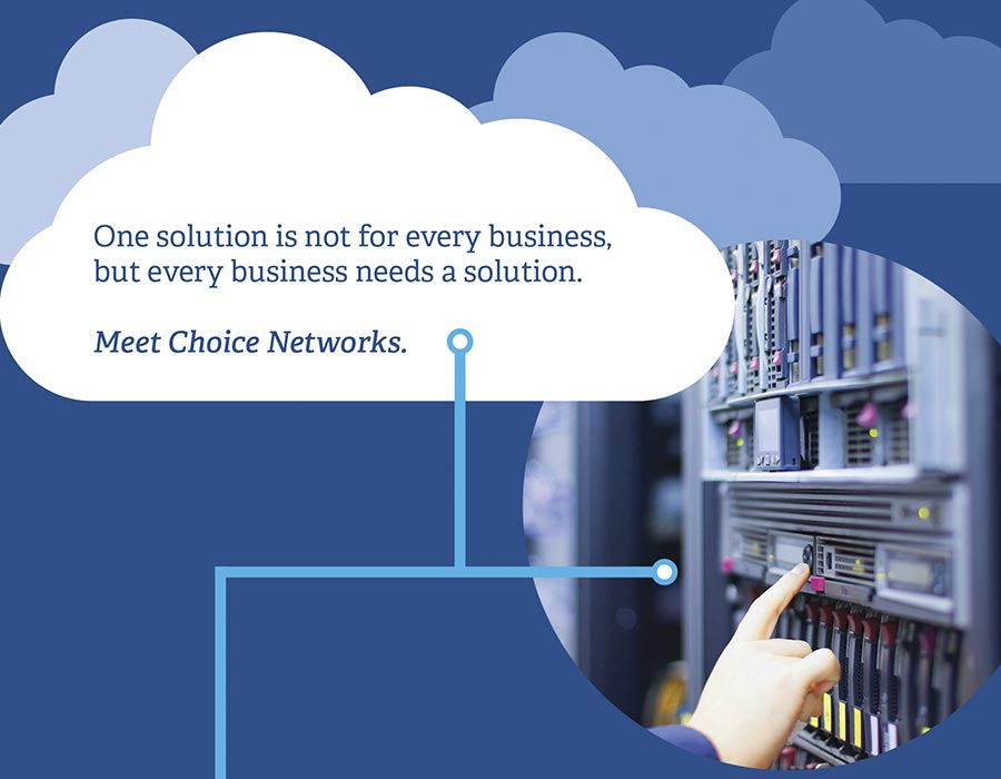 Brochure Design - Choice Networks