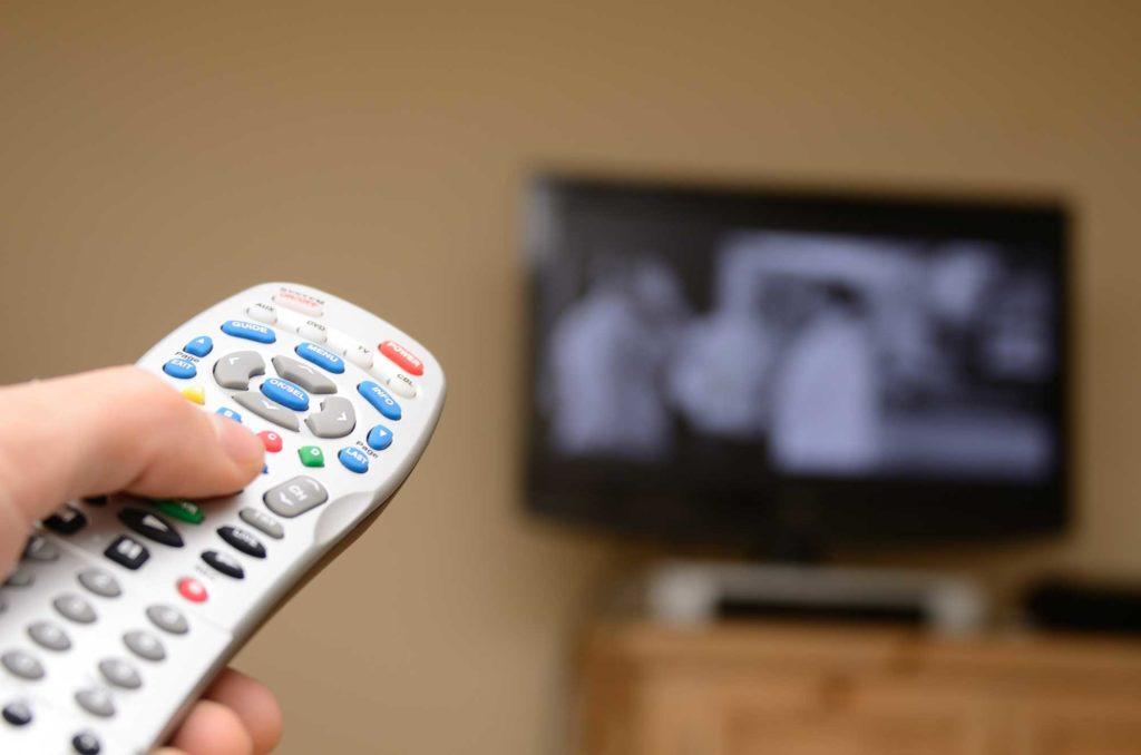 TV Remote - Ruggieri Law Firm